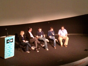 Mobile Apps: From Smartphones to Tablets and Beyond Panel